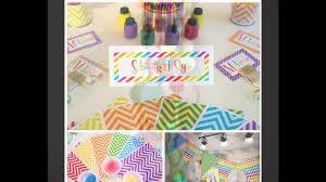 Cool DIY Classroom Decorating Ideas