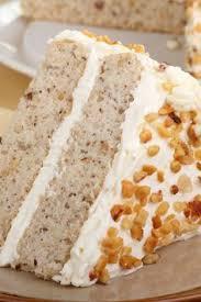 Banana Nut Cake With Cream Cheese Frosting Paula Deen