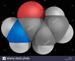 Acrylamide Molecule Stock Photo 55432810