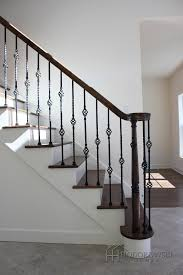 Metal Banister Spindles | Iron Balusters Double Basket Stair ... 49 Best Stair Case Ideas Images On Pinterest Case Iron Stair Balusters Iron Wrought Baluster Spindles Railings Stylish Metal Original Image Of Outdoor Contemporary Stairs Tigerwood Treads Plain Wrought Banister And Balusters Newels More Oil Rubbed Restained Post Handrail Best 25 Spindles Ideas Adorn Staircase Using Beautiful Railing Charming Mitre Contracting Inc Remodel From Mc Trim Removal Of Carpet Decorations Indoor