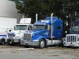 100 Gordon Trucking Terminals Another Ex Is A Columbia