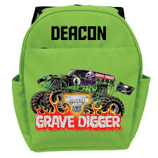 Monster Jam Grave Digger Green Youth Backpack - Clothing Accessories ... Cheap Monster Bpack Find Deals On Line At Sacvoyage School Truck Herlitz Free Shipping Personalized Book Bag Monster Truck Uno Collection 3871284058189 Fisher Price Blaze The Machines Set Truck Metal Buckle 3871284057854 Bpacks Nickelodeon Boys And The Trucks Shop New Bright 124 Remote Control Jam Grave Digger Free Sport 3871284061172 Gataric Group Herlitz Rookie Boy Bpack Navy Orange Blue