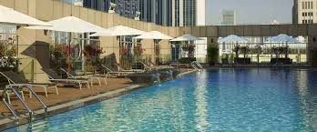 100 Marco Polo Apartments Swimming Pool Facilities Shenzhen