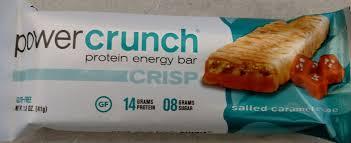 Power Crunch Crisp Bar Reviews Bonus