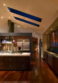 Vaulted Kitchen Ceiling Lighting Small Ideas Davinci Pictures Track For Gallery
