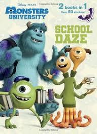 School Daze Monster Party Disney Pixar Monsters Inc