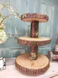 3 Tier Cake Pop Or Cupcake Stand Custom Size Pedestal