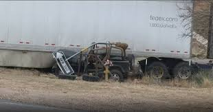 100 Fatal Truck Accidents 18Wheeler Accident Lawyer FedEx Accident Amarillo Texas