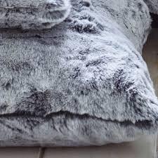grand froid par sylvie thiriez plaid fourrure 170x220cm la