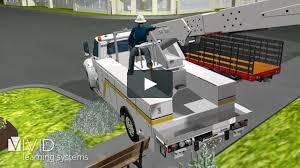 100 3d Tow Truck Games Mechanical Equipment 1910269 On Vimeo