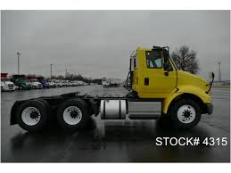 100 International Semi Trucks For Sale 2016 INTERNATIONAL 8600 Day Cab Truck Auction Or Lease Lima