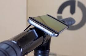 Gocycle OEM Smart Phone Handlebar Mount