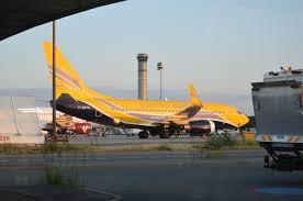 avis du vol asl airlines rabil en economique