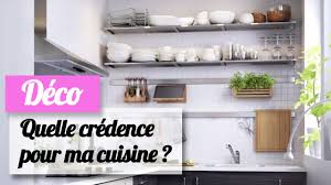 choisir sa cuisine bien choisir la crédence de sa cuisine conseils déco