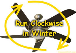 Should Ceiling Fans Spin Clockwise Or Counterclockwise by Ceiling Fans Clockwise Or Counter Clockwise In Winter