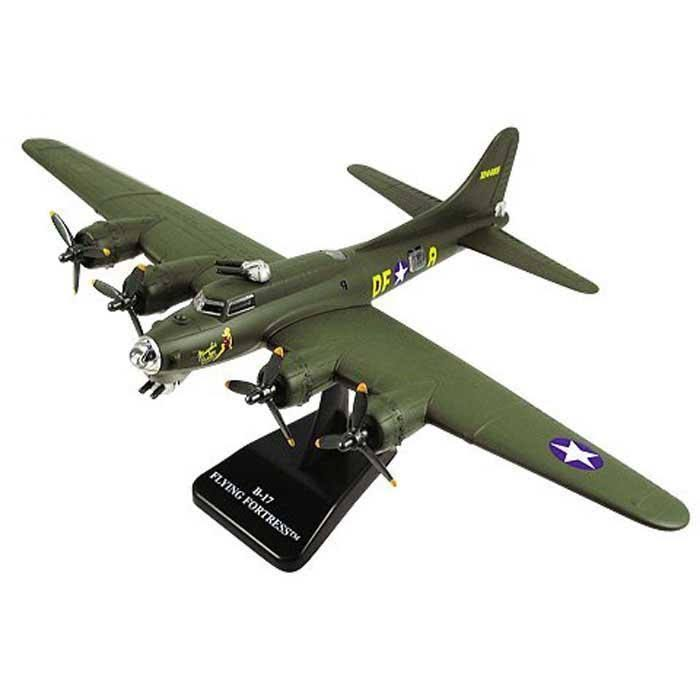 Inair EZ Build Model Kit - B17 Flying Fortress, Memphis Belle