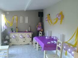 decoration chambre raiponce deco chambre unique déco salle anniversaire raiponce