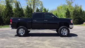 2008 GMC SIERRA 4DOOR 4X4 LIFTED FOR SALE ONLY 65K MILES LIFTED ...