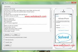 Bypass iCloud Activation Lock & Remove iCloud Account from iPhone