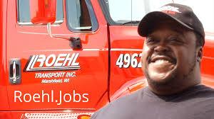CDL Training & Truck Driving Schools   Roehl Transport   Roehl.Jobs