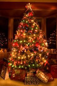 Fibre Optic Christmas Trees Bq by Christmas Tree With Lights U2013 Happy Holidays