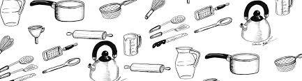 le défi dessin du jour 32 ustensiles de cuisine 2 natacha