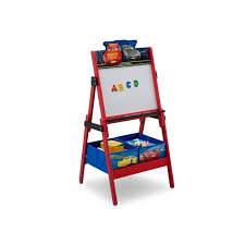 Easel Desk With Stool by Disney Pixar Cars Activity Center Easel Desk With Stool U0026 Toy