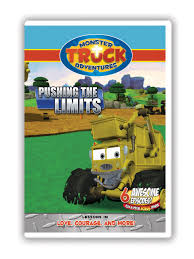 100 Monster Truck Adventures Pushing The Limits