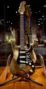 Stevie Ray Vaughan Lenny Guitar