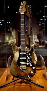Stevie Ray Vaughan Lenny Guitar
