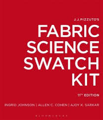 JJ Pizzutos Fabric Science Swatch Kit Studio Access Card