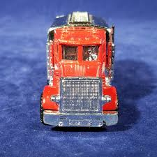 Matchbox Peterbilt Tanker Truck Red Diecast – Getty (1984, Macau ... Buy Matchbox M35271 158 Shell Kenworth W900 Semitanker Exbox 155 Ultra Series Freightliner Hersheys Semi Truck Review Turns 65 Celebrates Its Sapphire Anniversary Wit Semi Trucks For Sale Matchbox Big Movers Red Coca Cola Truck 999 Pclick Episode 47 Lot Of And Rigs Youtube Vintage King Size Nok16 Dodge Tractor Trailer Diecast Corona Beer 1100th New 1861167250 Flat Nose Ups United Parcel Service Toy Model Tow Wreckers Peterbilt Tanker Getty 1984 Macau