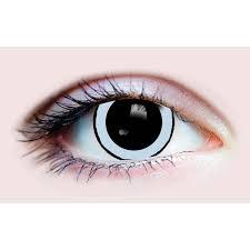Vampfangscom Angelic Yellow Contact Lenses
