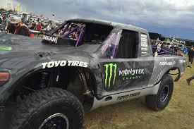 100 Bj Baldwin Trophy Truck Toyota Signs Legendary Racer BJ