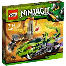 100 Fangpyre Truck Ambush LEGO NINJAGO 9447 Lashas Bite Cycle 250pcs Pots Pans Amazon