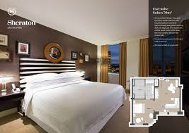 guest rooms suites sheraton on the park