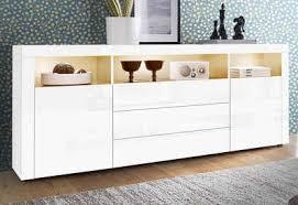 borchardt möbel sideboard breite 166 cm