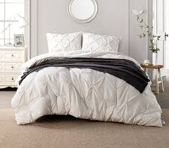 jet stream pin tuck twin xl comforter