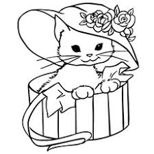10 Cute Farm Animals Coloring Pages Your Toddler Will Love Maanasi On September 6 2017 The Cat