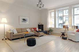 Brown Living Room Ideas by Apartment Marvelous Apartment Living Room Decoration With White