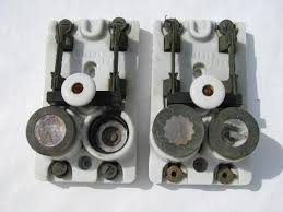 vintage deadstock electrical parts etc
