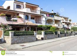 100 Sardinia House Typical On Island Italy Stock Image Image