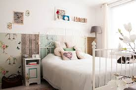 Reusing Materials Is An Essential Component Of This Shabby Chic Bedroom Design Louise De