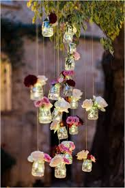 Garden Wedding Decorations Tree Lights