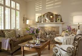 Romantic Living Room Decor Ideas