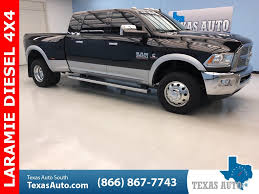 100 Used Diesel Trucks For Sale In Texas Dodge RAM 3500 For In Houston TX CarGurus