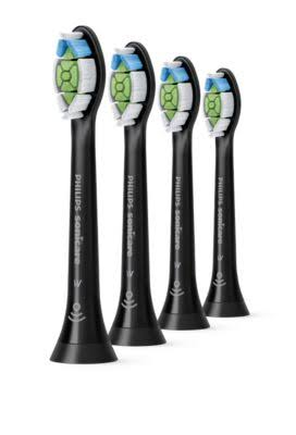 Philips Sonicare DiamondClean Replacement Toothbrush Heads - 4 Pieces