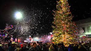 Christmas Extraordinaryristmas Tree Lighting