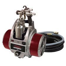 Hvlp Sprayer For Kitchen Cabinets by Titan Capspray 115 Fine Finish Hvlp Paint Sprayer 0524034 The