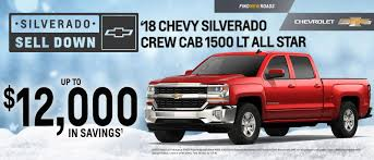 New Chevy Silverado Specials In Sauk City & Madison, WI